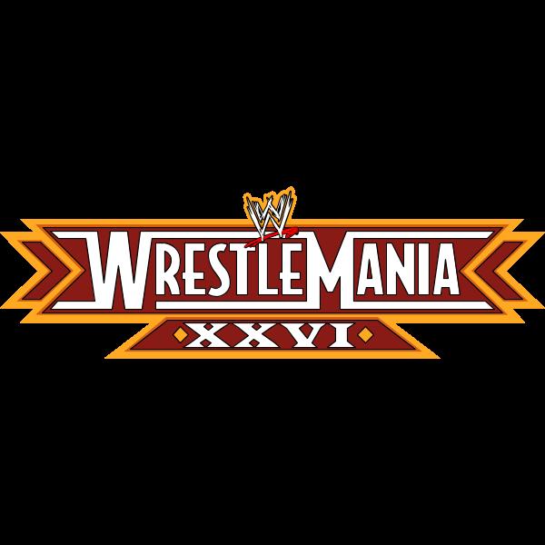 WWE WrestleMania 26 Logo ,Logo , icon , SVG WWE WrestleMania 26 Logo