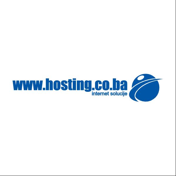 www.hosting.co.ba Logo ,Logo , icon , SVG www.hosting.co.ba Logo