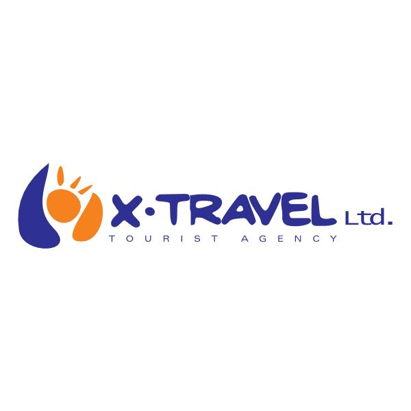 X-Travel Logo ,Logo , icon , SVG X-Travel Logo