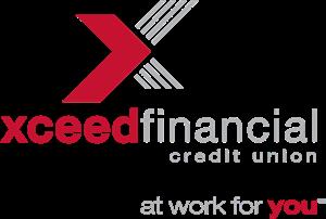Xceed Financial Credit Union Logo ,Logo , icon , SVG Xceed Financial Credit Union Logo