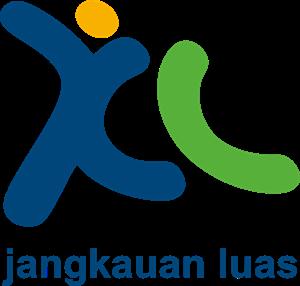 XL Jangkauan Luas Logo ,Logo , icon , SVG XL Jangkauan Luas Logo