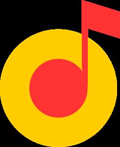 Yandex Music Logo ,Logo , icon , SVG Yandex Music Logo