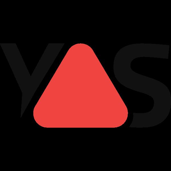 Yasmedia ,Logo , icon , SVG Yasmedia