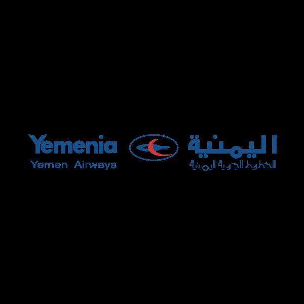 شعار اليمنيه للخطوط الجويه اليمنيه ,Logo , icon , SVG شعار اليمنيه للخطوط الجويه اليمنيه