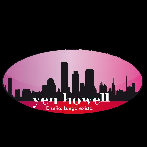 YenHowell.com Logo ,Logo , icon , SVG YenHowell.com Logo