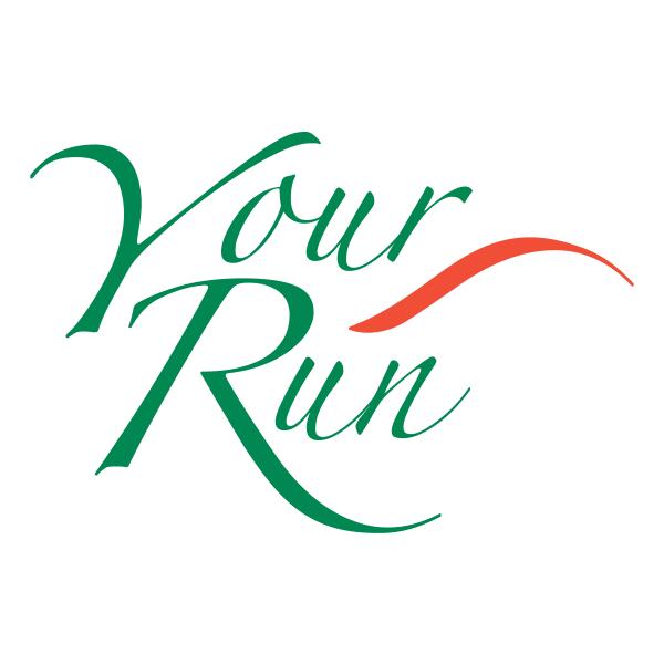 Your Run Logo ,Logo , icon , SVG Your Run Logo