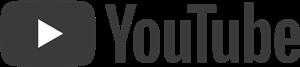 YouTube 2017 Black Logo