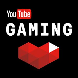 YouTube Gaming Logo ,Logo , icon , SVG YouTube Gaming Logo