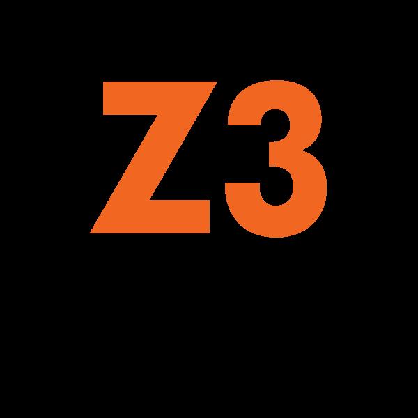 Z3 Web – Agência Digital Logo ,Logo , icon , SVG Z3 Web – Agência Digital Logo