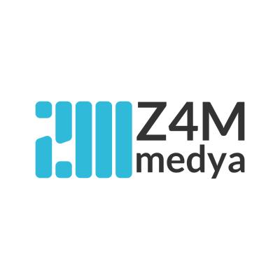 Z4M Medya Logo ,Logo , icon , SVG Z4M Medya Logo