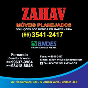 ZAHAV Movéis Planejados Logo ,Logo , icon , SVG ZAHAV Movéis Planejados Logo