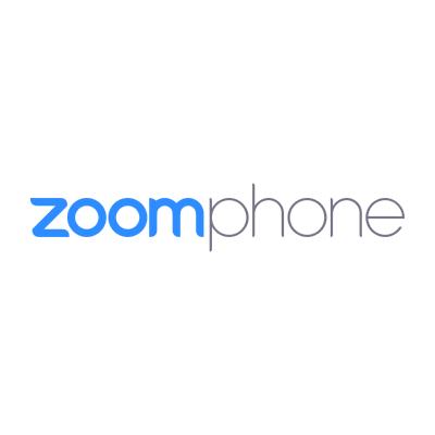 zoom phone ,Logo , icon , SVG zoom phone