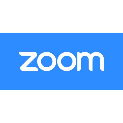 zoom white ,Logo , icon , SVG zoom white