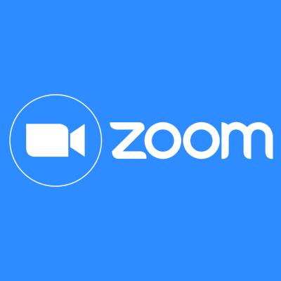 zoomfondo azul horizontal ,Logo , icon , SVG zoomfondo azul horizontal
